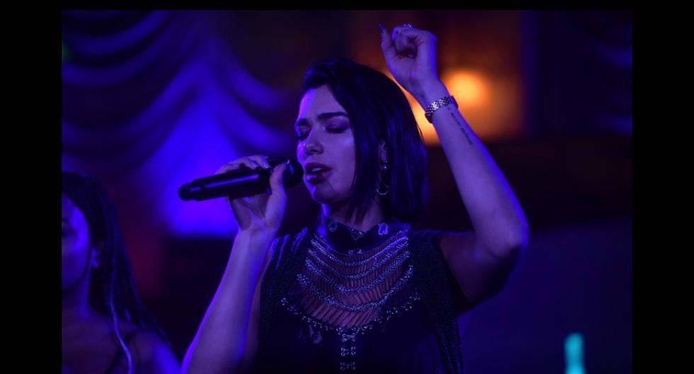 A Dua Lipa le gusta una canción latina que muchos han bailado.(AFP)