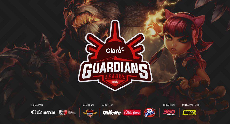 La Claro Guardians League es la máxima competencia de League of Legends en el Perú. (Difusión)