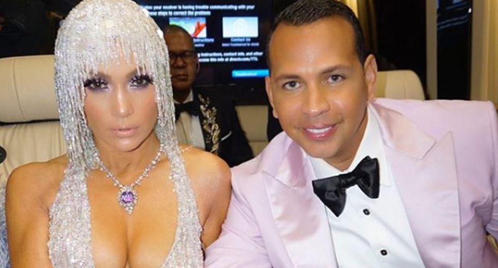 Jennifer López y Alex Rodríguez cuentan sus más íntimos secretos de pareja en un Tik Tok (Foto: JLo / Instagram)