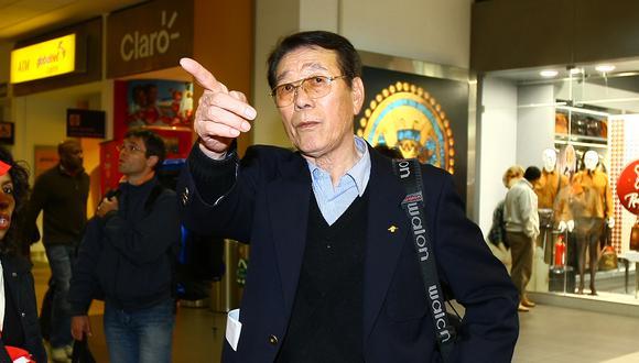 Man Bok Park es el técnico más ganador que tuvo la selección peruana de voleibol. (Foto: Archivo El Comercio)