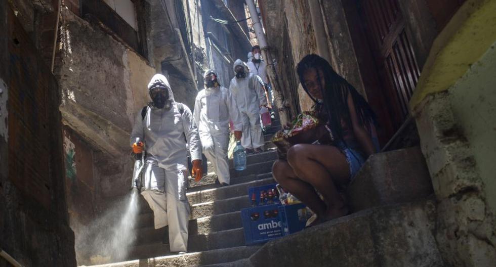 Coronavirus en Brasil | Últimas noticias | Último minuto: reporte de infectados y muertos hoy, sábado 28 de noviembre del 2020 | Covid-19 | (Foto: AP/Bruna Prado).
