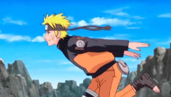 """¿El """"Naruto Run"""" es más efectivo que correr con normalidad? Si, según esta teoría (Foto: Viz Media)"""