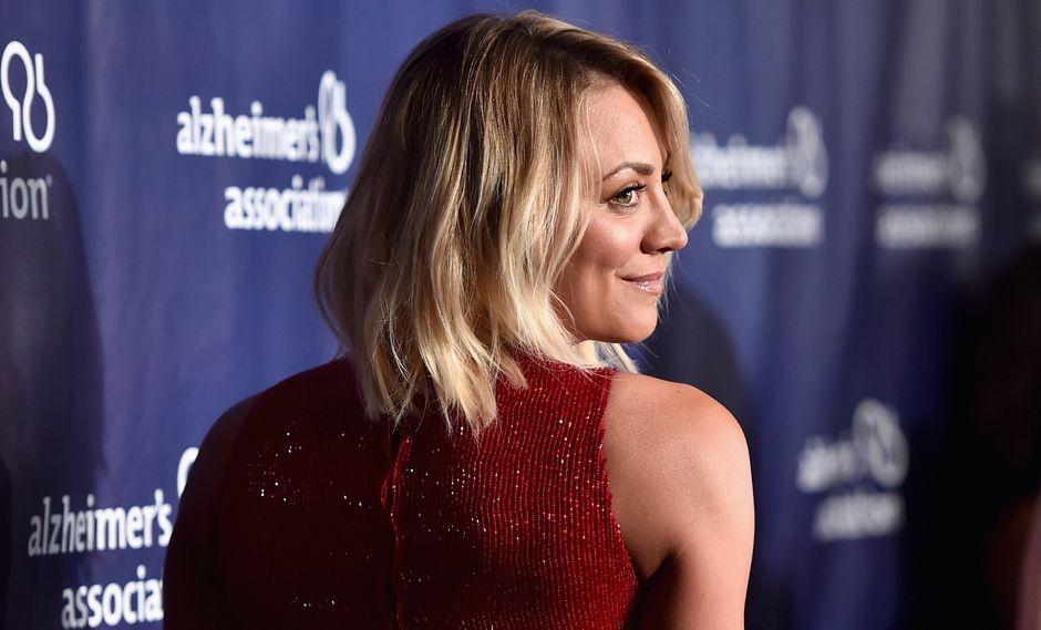 """Kaley Cuoco, la inolvidable Penny de """"The Big Bang Theory"""", está en la serie desde el primer episodio. (Foto: Agencias)"""