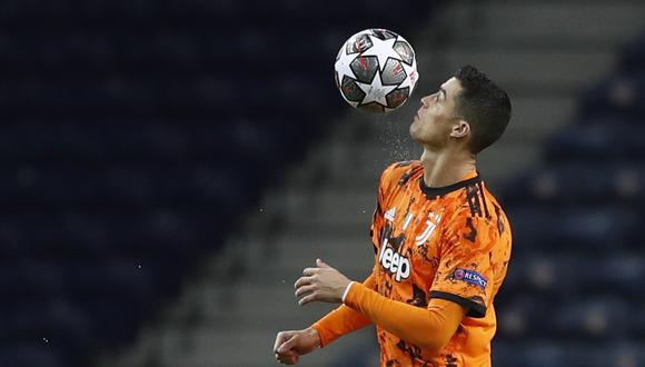 Porto buscará clasificar en el campo de la Juventus de Cristiano Ronaldo por la Champions League