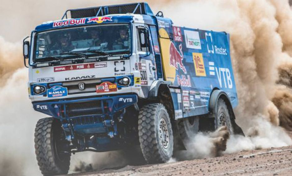 Nikolaev participa como piloto desde el 2011. Desde entonces ha ganado en 3 ocasiones. (Foto: Red Bull)