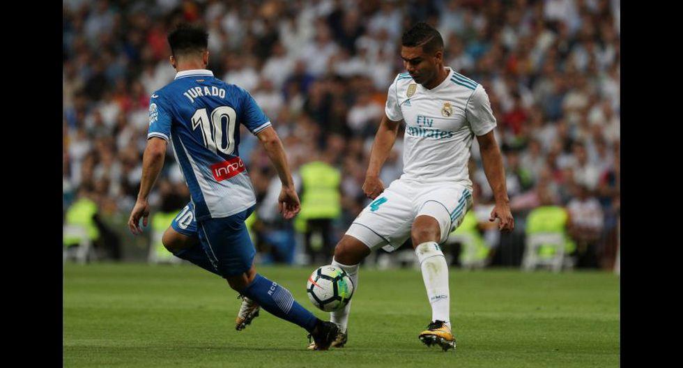 Real Madrid vs. Español: por la Liga Santander. (Foto: agencias)