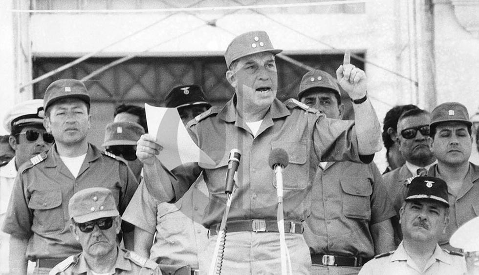 El paso de Francisco Morales Bermúdez por el gobierno militar - 3