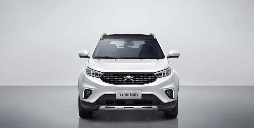 Recientemente Ford anunció el lanzamiento para Sudamérica de su All New Territory. (Foto: Difusión)