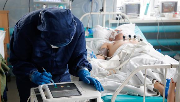 Coronavirus en Rusia | Últimas noticias | Último minuto: reporte de infectados y muertos hoy, miércoles 2 de diciembre del 2020 | (Foto: REUTERS/Anton Vaganov).
