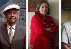 Carmen Mc Evoy, Federico Kauffman y Humberto Guerra son elegidos finalistas del Premio Campodónico