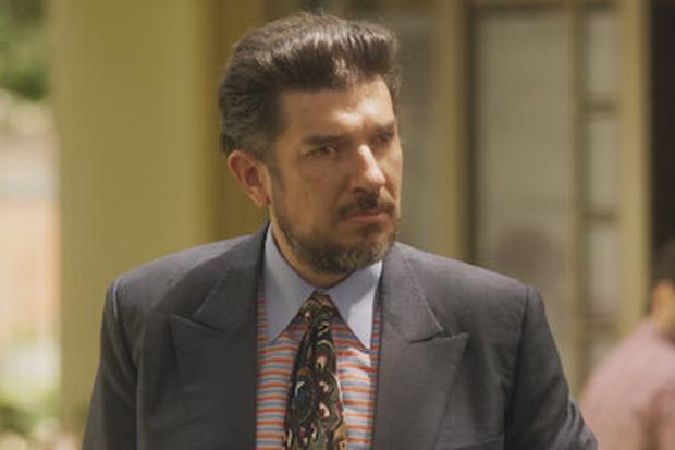 Gustavo Angarita Jr. plays adult Leonardo Villegas in