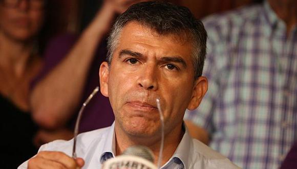 Ministerio Público inició diligencias preliminares contra Julio Guzmán por presunto lavado de activos. (Foto: Alonso Chero/ El Comercio)