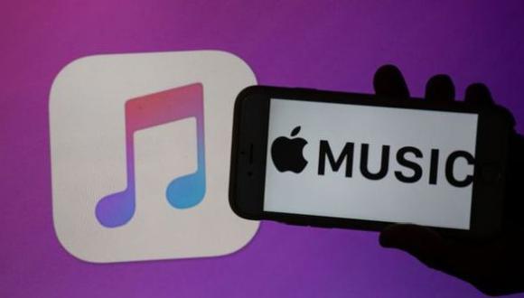 Apple Music es el servicio de música por streaming de la compañía norteamericana. (Foto: Getty Images)