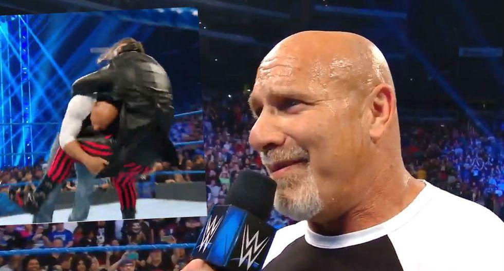 Goldberg logró aplicarle una lanza a 'The Fiend'. Además, se confirmó a las nuevas integrantes del Salón de la Fama de la WWE.