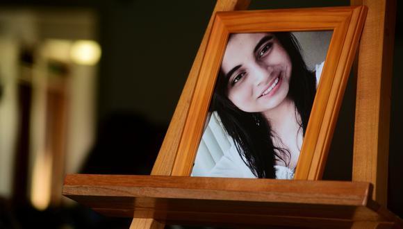 Valeria Cruz Medel, de 22 años, murió a tiros en Ciudad Mendoza, Veracruz.