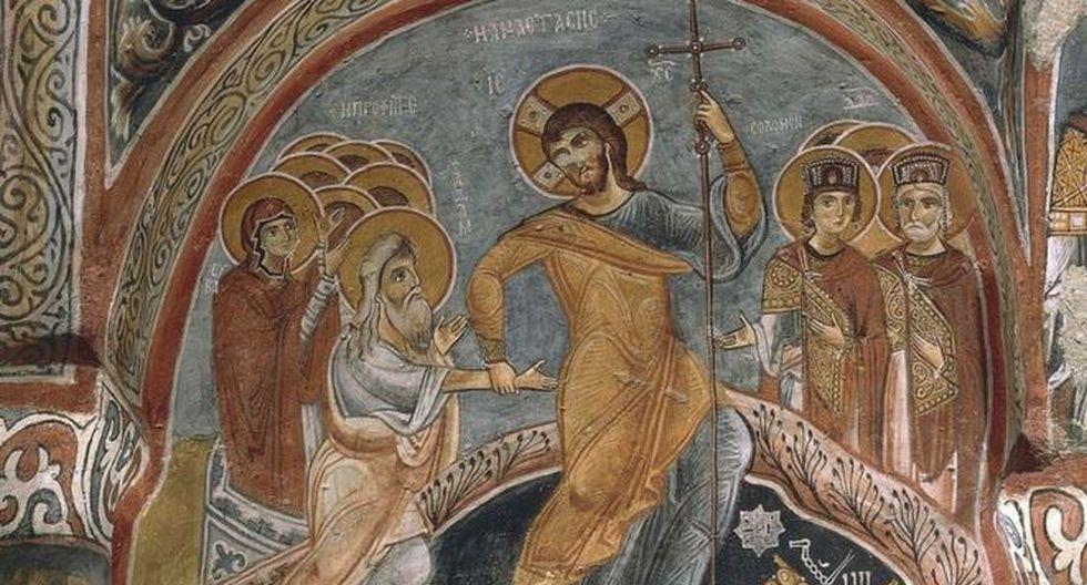 Qué es el evangelio de María Magdalena y qué dice de lo que ocurre después de la resurrección de Jesús. (Getty Images vía BBC Mundo)