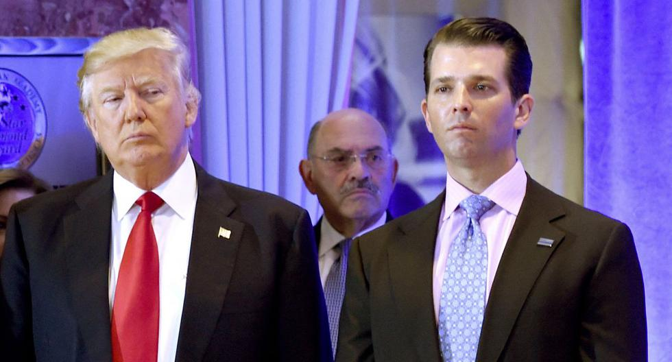 Executive of the Trump Organization surrenders to authorities to face criminal charges