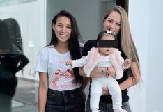 """Melissa Klug envía tierno saludo a su hija Samahara Lobatón por su primer """"Día de la Madre"""""""