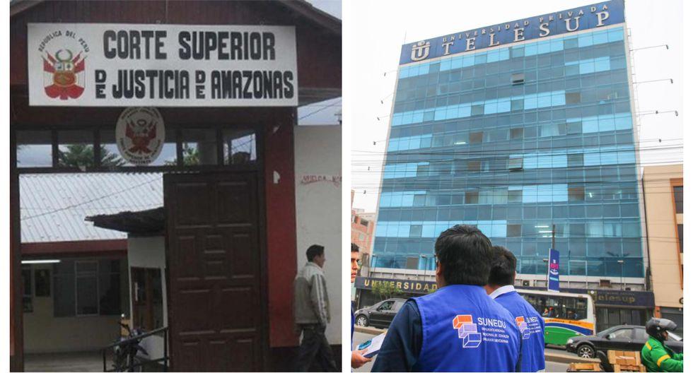 OCMA recabará información tras la medida cautelar obtenida por la Universidad Privada Telesup . (Foto: OCMA/Andina)