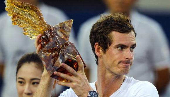 Murray salva 5 match points ante Robredo y conquista Shenzhen