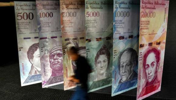 En diciembre del 2016, el Banco Central de Venezuela emitió billetes de mayor denominación como producto de la inflación y devaluación del bolívar.
