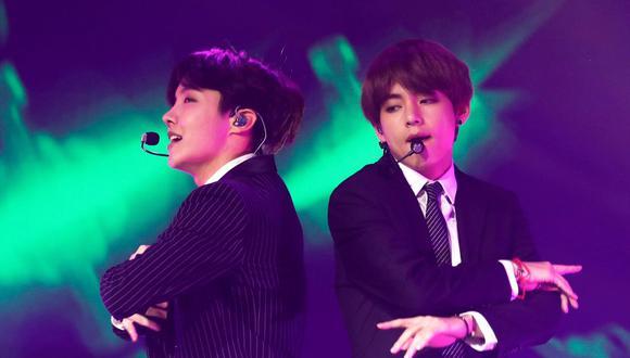 Fans de BTS podrán participar de la preventa del disco desde el 9 de enero.   (Foto: AFP)