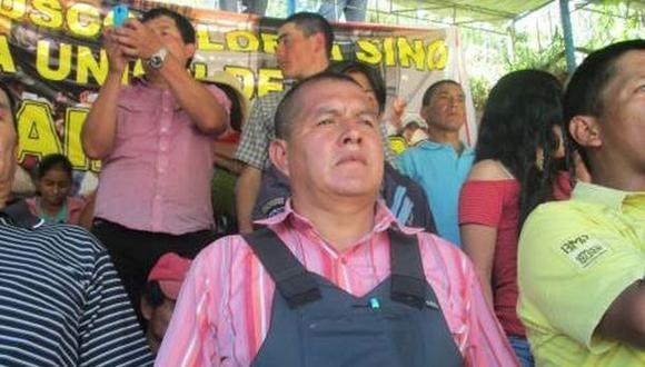 Desde el año 2015, García Carhuapoma enfrenta una investigación fiscal por el presunto delito de lavado de activos, que habría cometido con ayuda de familiares y testaferros (Foto: Víctor Tello)