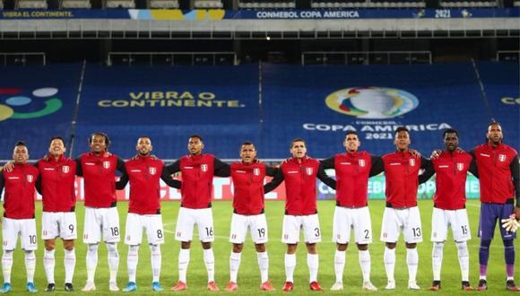 La selección peruana suma cuatro puntos en seis partidos por Eliminatorias 2022. (Foto: Agencias)