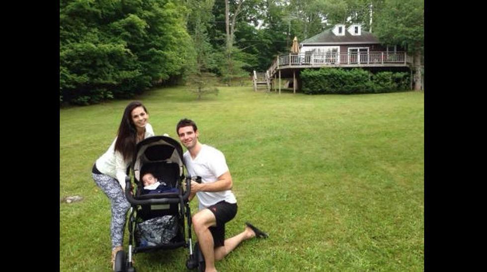 Sully Sáenz disfruta de sus vacaciones en Canadá - 2
