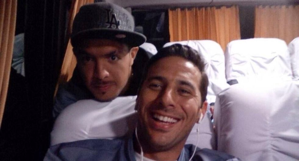 De Ruidíaz a Pizarro: los 'selfies' de los jugadores peruanos - 14
