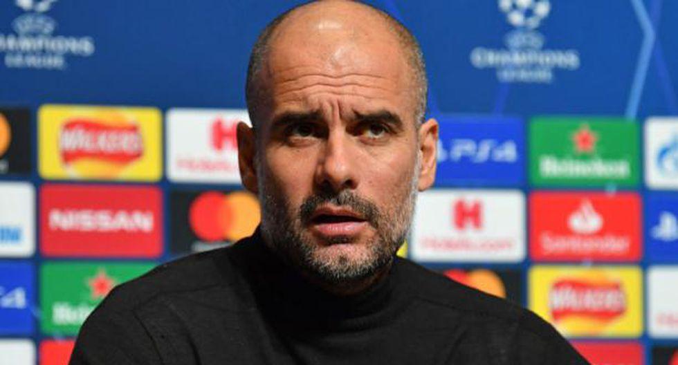 Pep Guardiola y su momento más sombrío en el Manchester City DT | El Comercio Perú