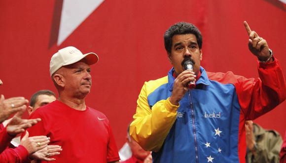 Crisis en Venezuela: Hugo Carvajal, Ex jefe de contrainteligencia militar, reconoce a Juan Guaidó como presidente y llama a la rebelión contra Nicolás Maduro. (Reuters).