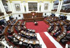 Congreso envió a Ejecutivo la autógrafa de ley que regula cuestión de confianza