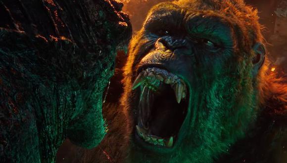 """La fotografía principal de """"Godzilla vs Kong"""" comenzó en noviembre de 2018 en Hawái, Australia y Hong Kong, y terminó en abril de 2019  (Foto: Warner Bros.)"""