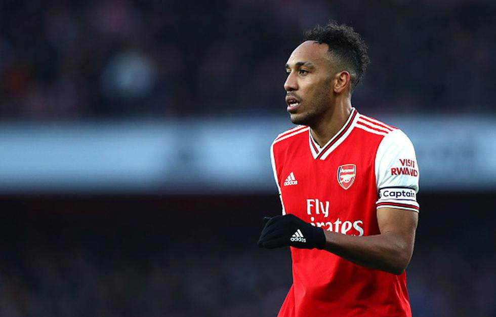 12. Pierre Emerick Aubameyang - Arsenal - 15 goles - 30 puntos (Agencias)