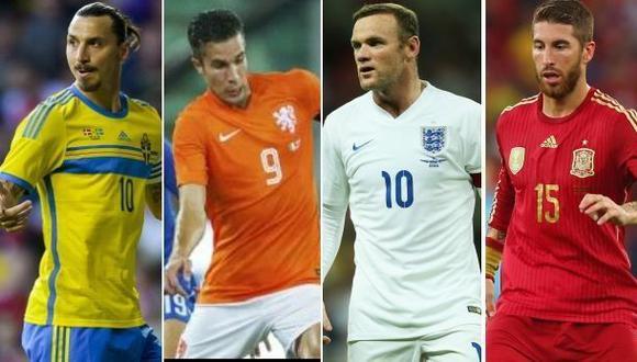 """""""Los candidatos a la Euro 2016"""", por Jerónimo Pimentel"""