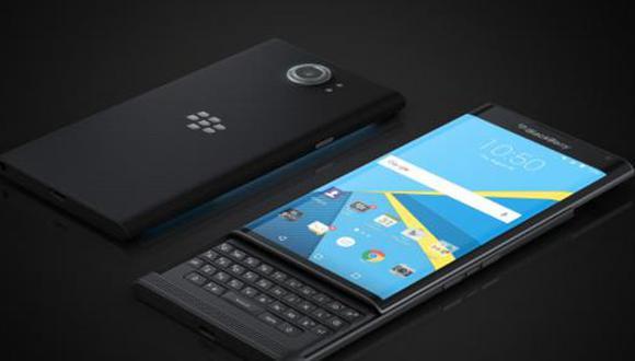 Priv: el smartphone Android que es la esperanza de BlackBerry