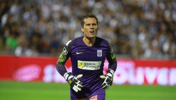 Leao Butrón dejó Alianza Lima luego de la temporada 2020. (Foto: GEC)