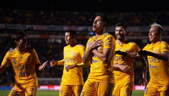 Tanto Querétaro como Tigres tienen pie y medio en las liguillas del Apertura. (Foto: Tigres)