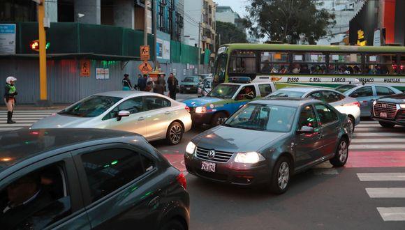 Municipalidad de Miraflores y la ATU firman acuerdo contra el transporte informal en ese distrito. (Foto: Lino Chipana)