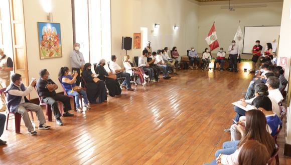 La Libertad: estos son los acuerdos de mesa de diálogo entre trabajadores agrarios y comitiva del Ejecutivo. (Foto: PCM)
