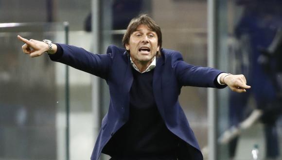 Antonio Conte es candidato para Real Madrid. (Foto: Reuters)