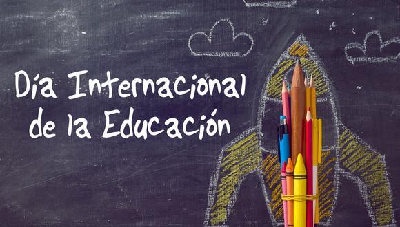 El Día Internacional de la Educación se celebra el domingo 24 de enero del 2021.