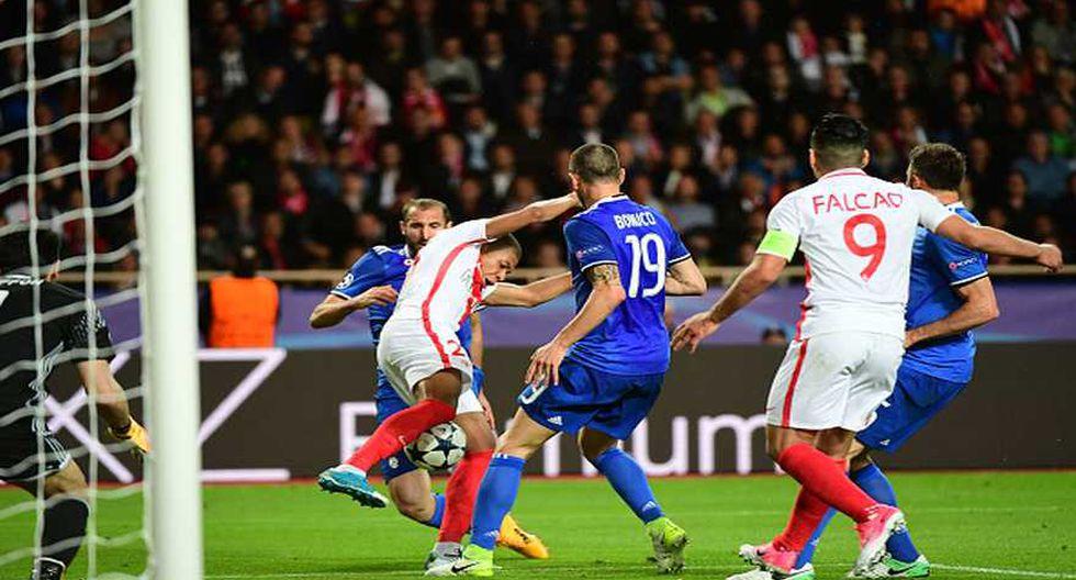 Champions League: felicidad de Juventus y la tristeza de Mónaco - 9