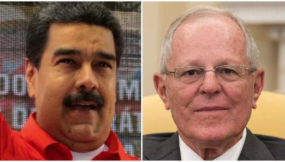 Maduro: Espero que ayuda al Perú sirva para mejorar relaciones