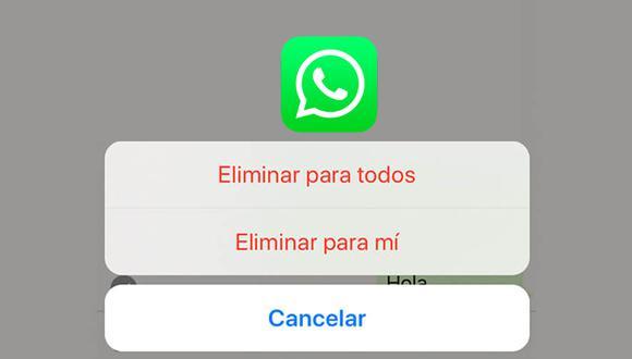 ¿Te estás desesperando porque no puedes eliminar un mensaje enviado por error en WhatsApp? Esta es la respuesta.
