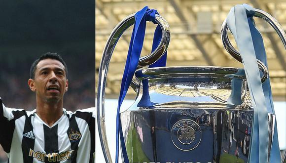Nolberto Solano es embajador de Betsson y tiene amplia experiencia en la Premier League, torneo donde juegan los finales de esta Champions League: Manchester City vs. Chelsea. (Foto: AFP)