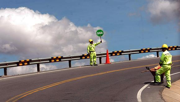 El sector construcción retomó la senda del crecimiento al anotar una expansión de 2,20% el año pasado. (Foto: El Comercio)