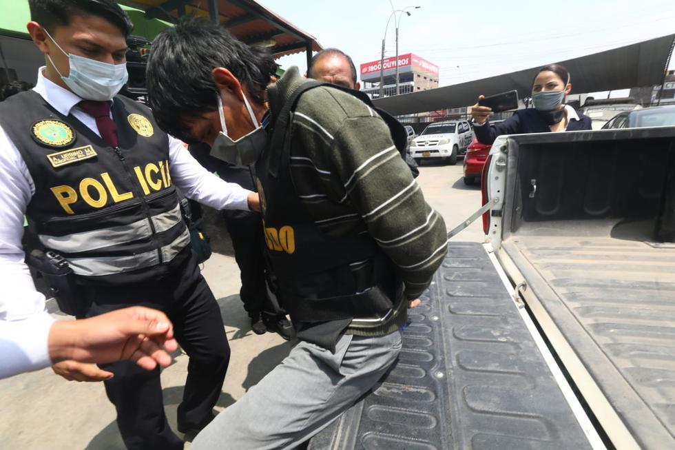 El caso esta en manos del fiscal Héctor Lagos Zuta de la Fiscalía Provincial Penal de Canta. En tanto que el cuerpo de la mujer fue internado en la Morgue Central de Lima.. (Foto: Gonzalo Córdova/@photo.gec)