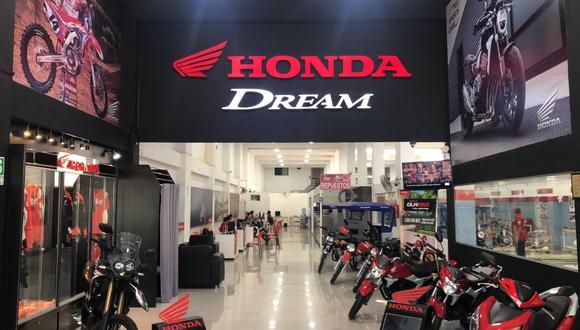 Honda estima colocar en el cierre del año 75.000 unidades como mínimo, entre motos y motocars, lo que los llevaría a crecer 66% respecto al pasado ejercicio. (Foto: difusión)